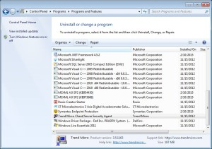 Trend Micro Client/Server Security Agent 3.5.1163